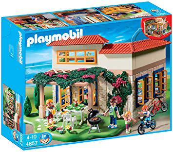 la maison des playmobil
