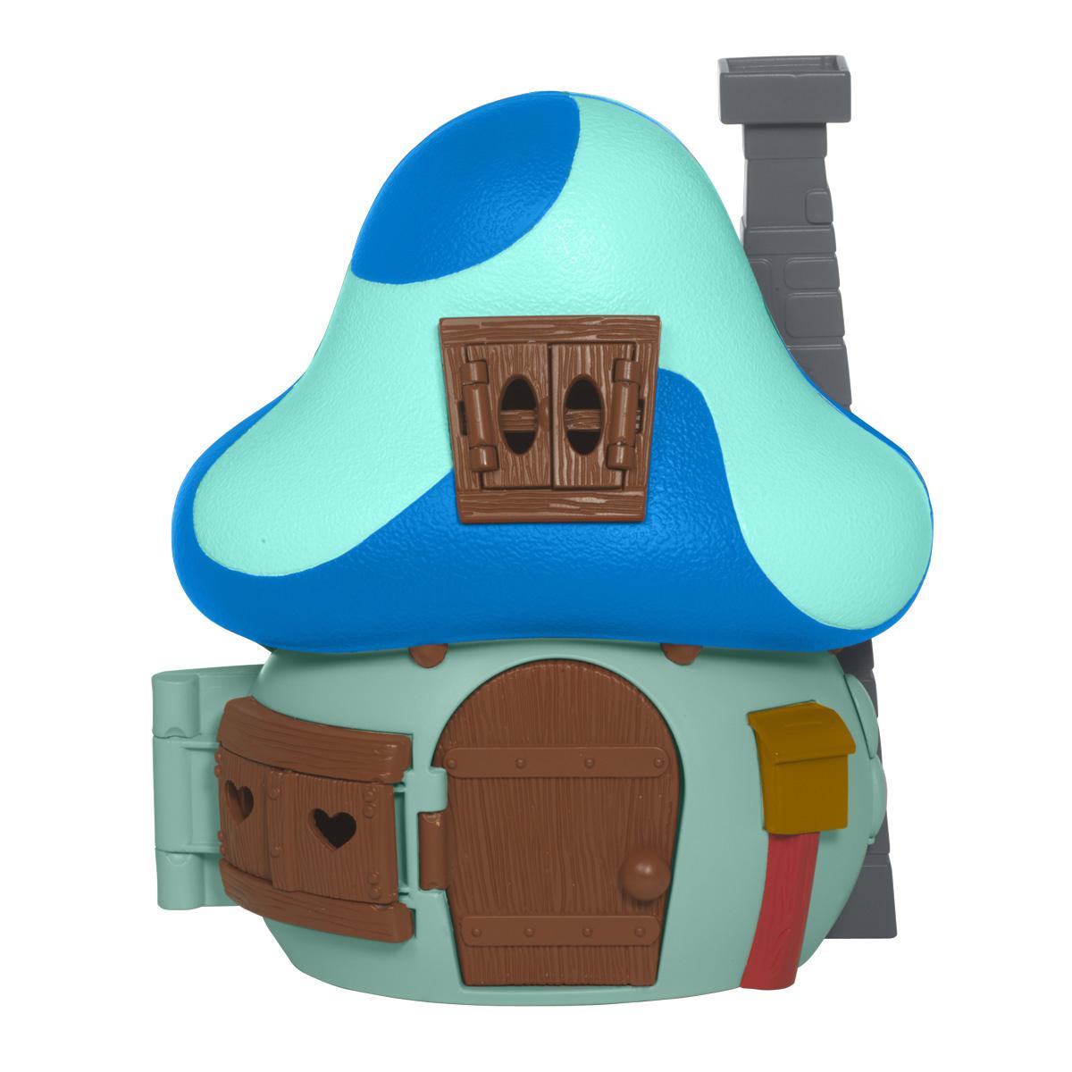 la maison des schtroumpfs
