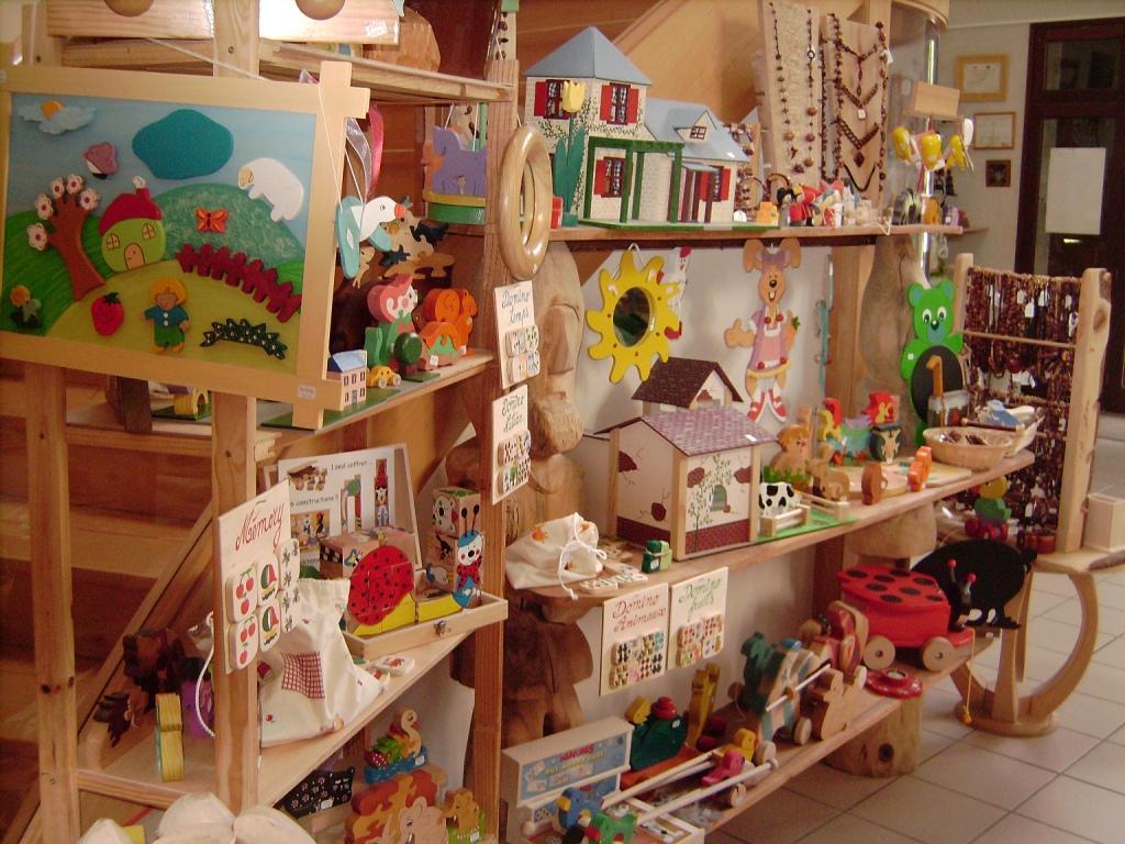 la maison du bois et du jouet