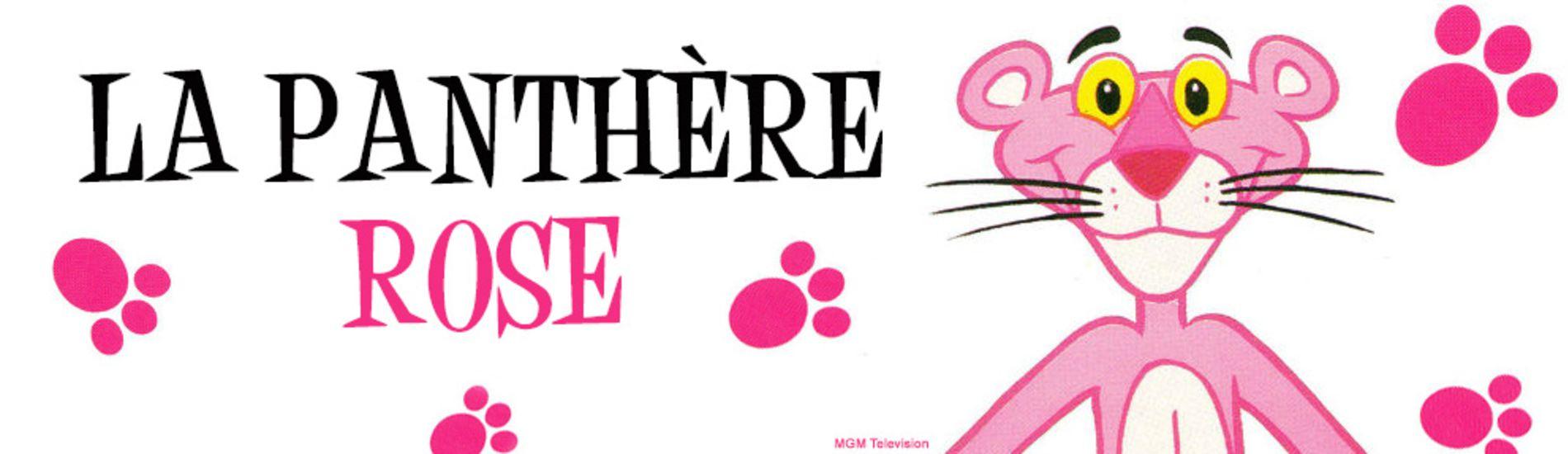 la panthere rose en français