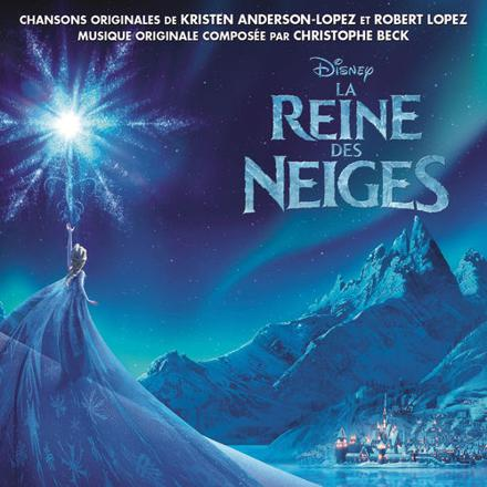 la reine des neiges music