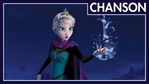 la reine des neiges musique