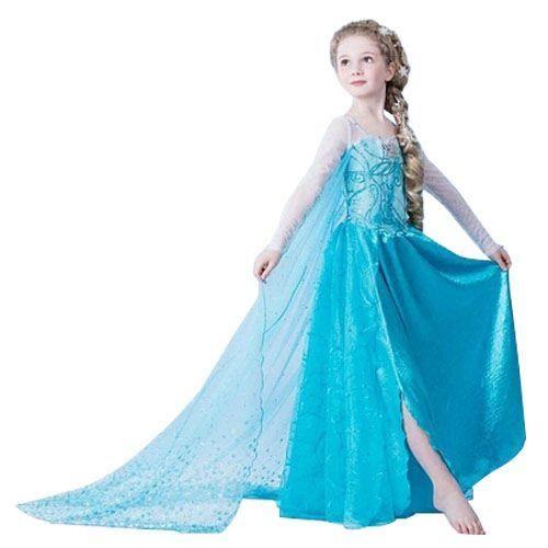 la robe de la reine des neiges