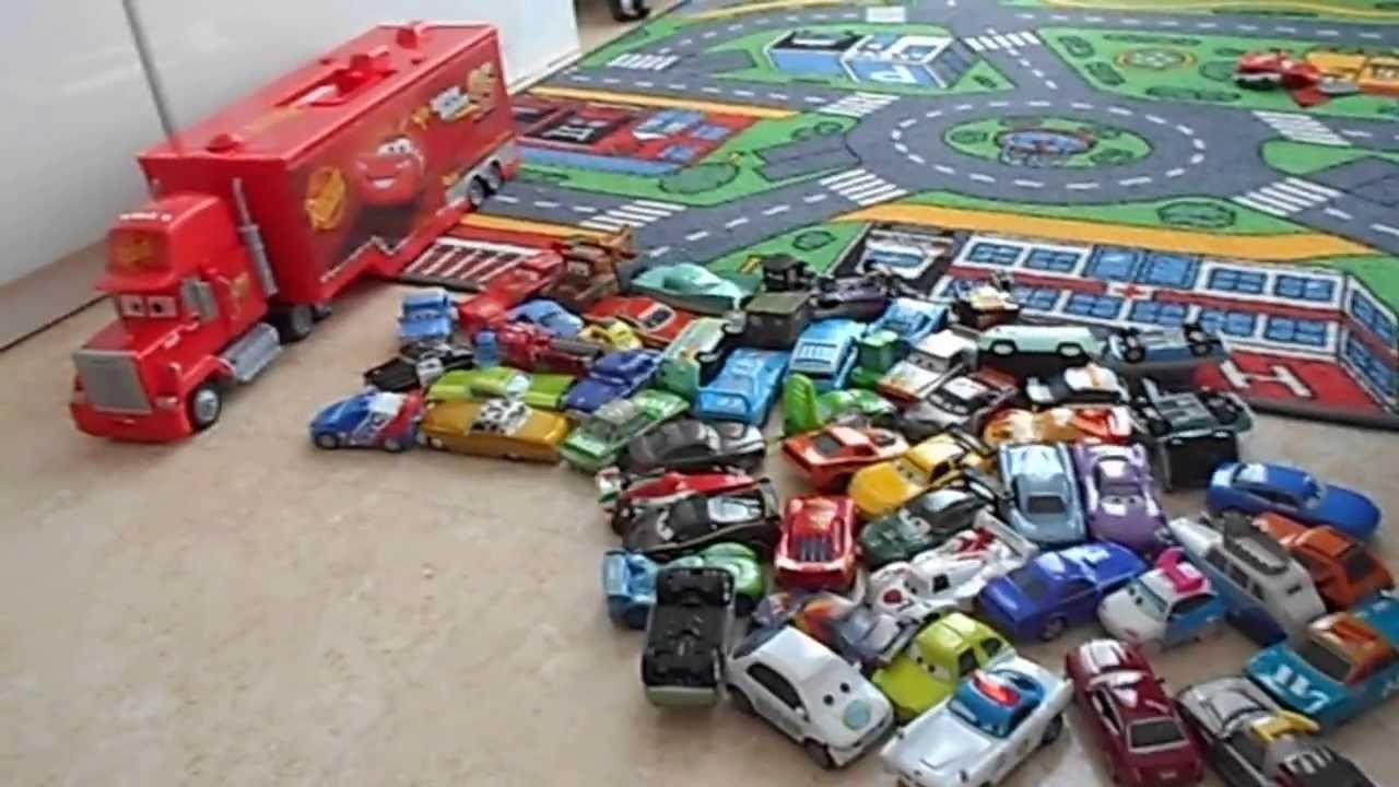 la voiture de cars