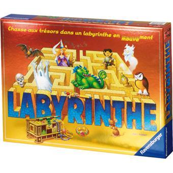 labyrinthe jeu de société