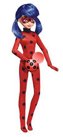 ladybug poupee