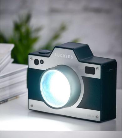 lampe appareil photo