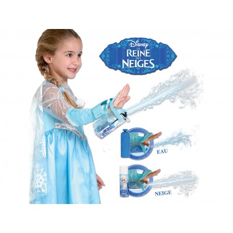 lance glace la reine des neiges