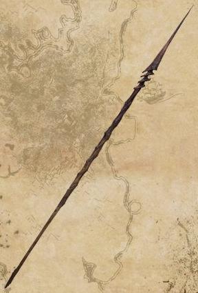 lance magique
