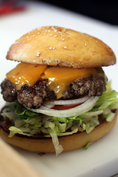 le camion burger