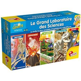 le grand laboratoire des sciences