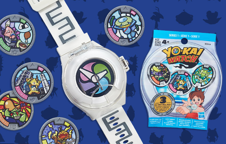 le jeu yo kai watch
