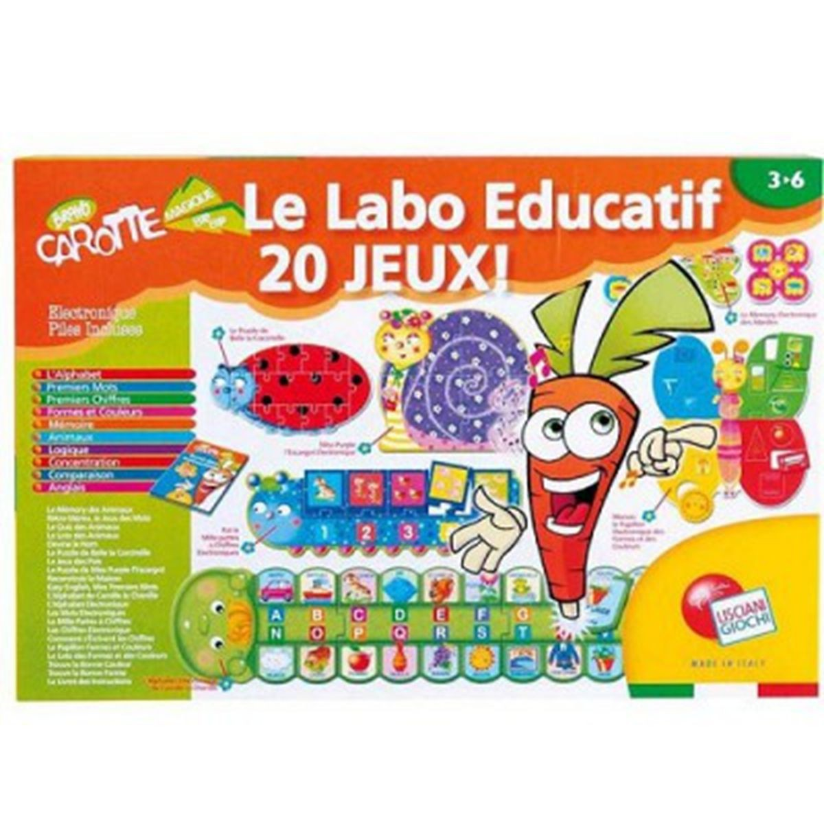 le labo educatif