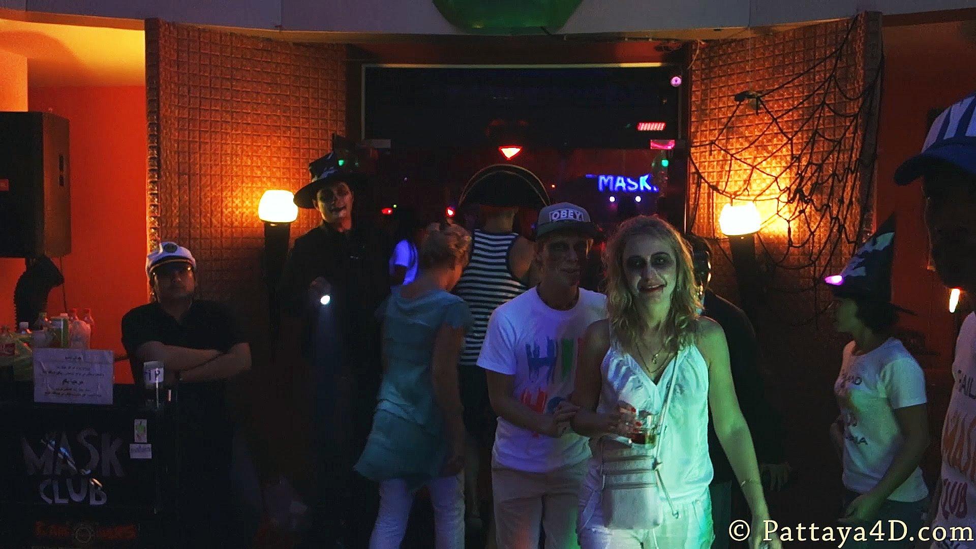 le mask club