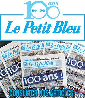 le petit bleu 47000 agen