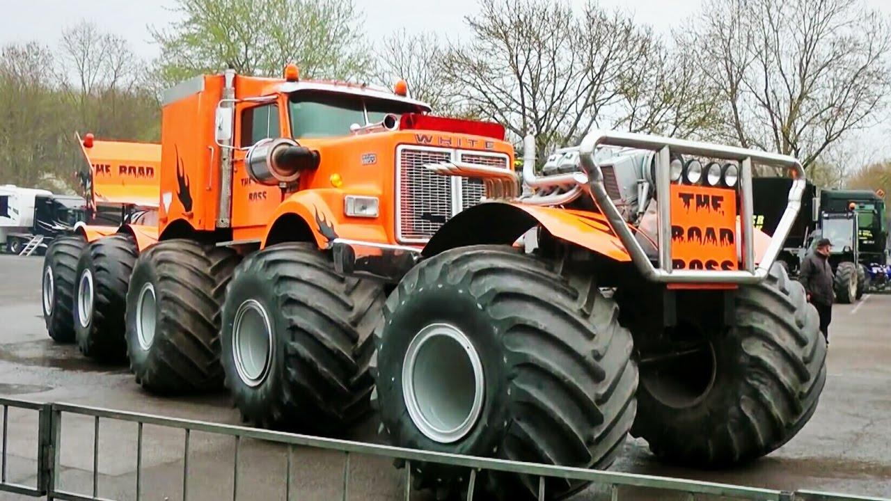 le plus gros monster truck du monde