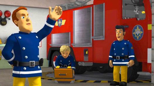 le pompier sam