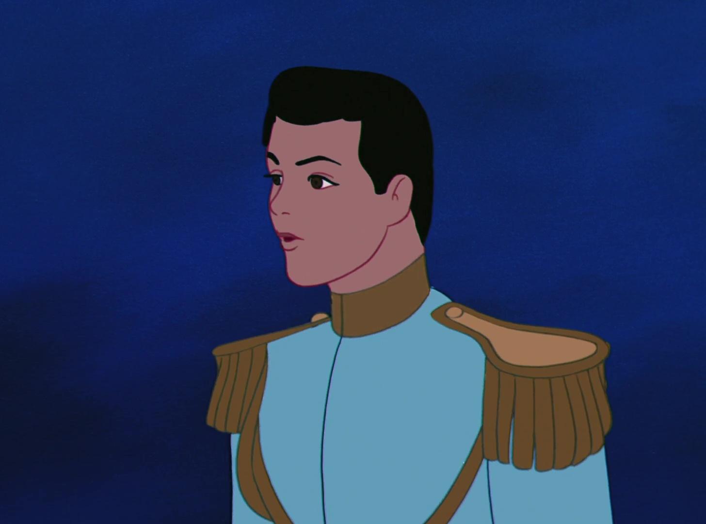 le prince de cendrillon
