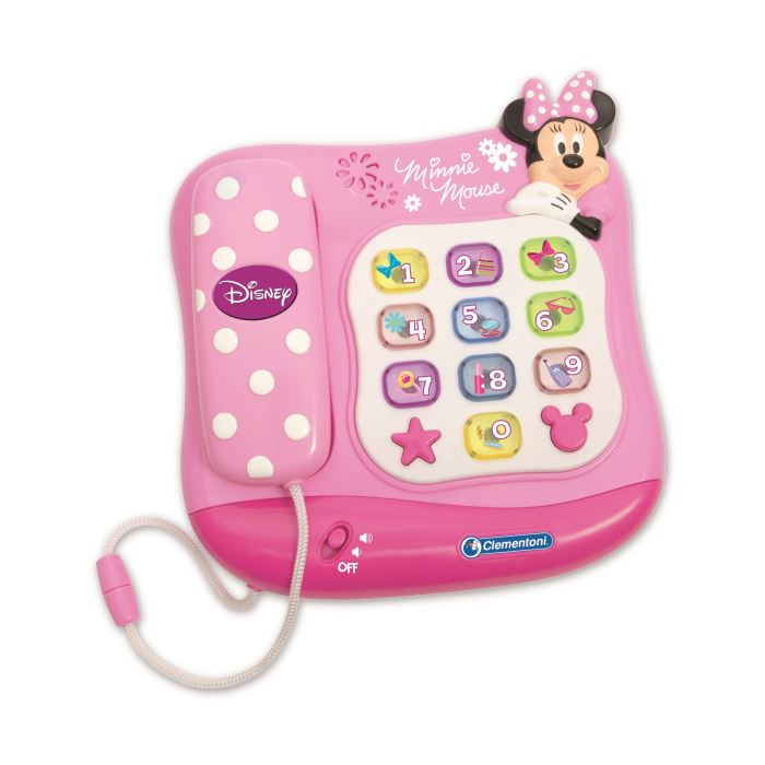 le telephone de minnie