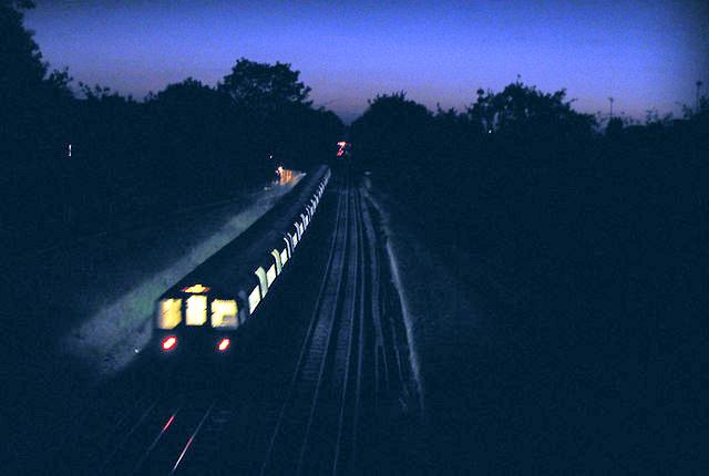 le train magique