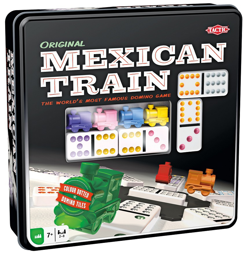 le train mexicain