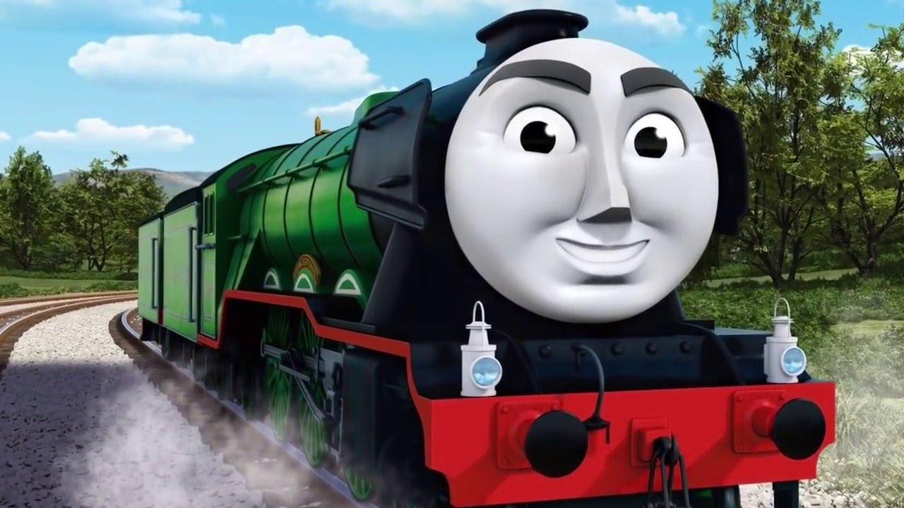 le train thomas