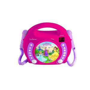 lecteur cd avec micro jouet