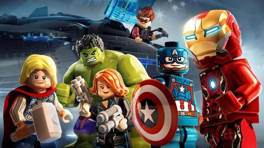 lego avengers jeux video