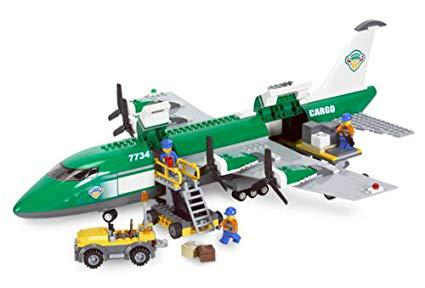 lego avion cargo