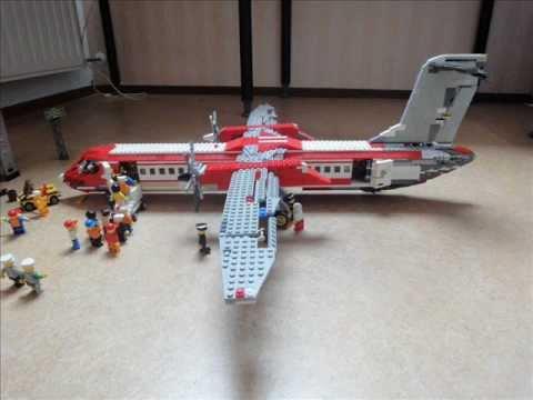 lego bombardier