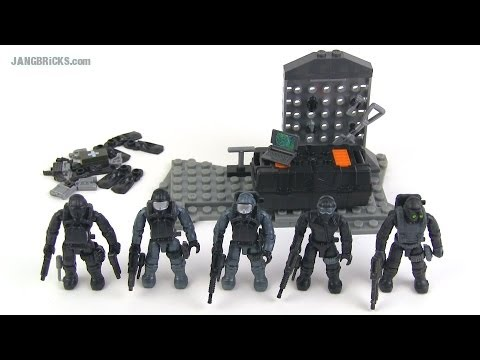 lego call of duty mega bloks