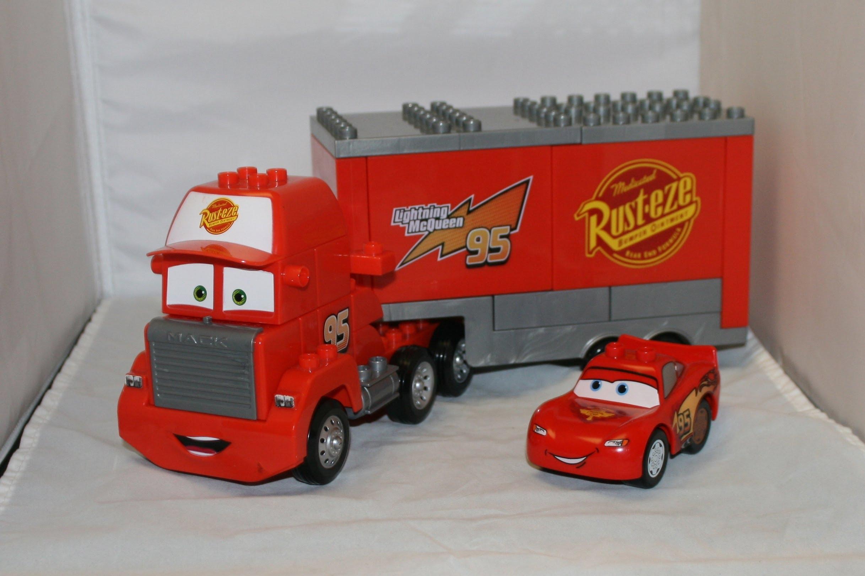 lego camion cars
