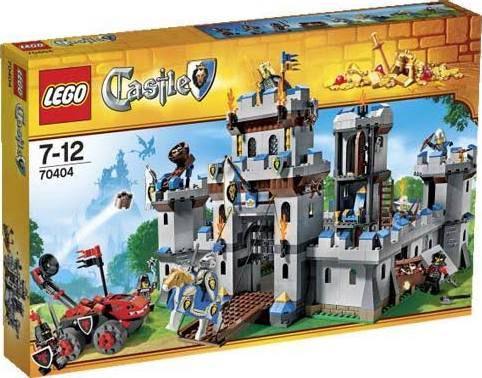 lego chateau fort