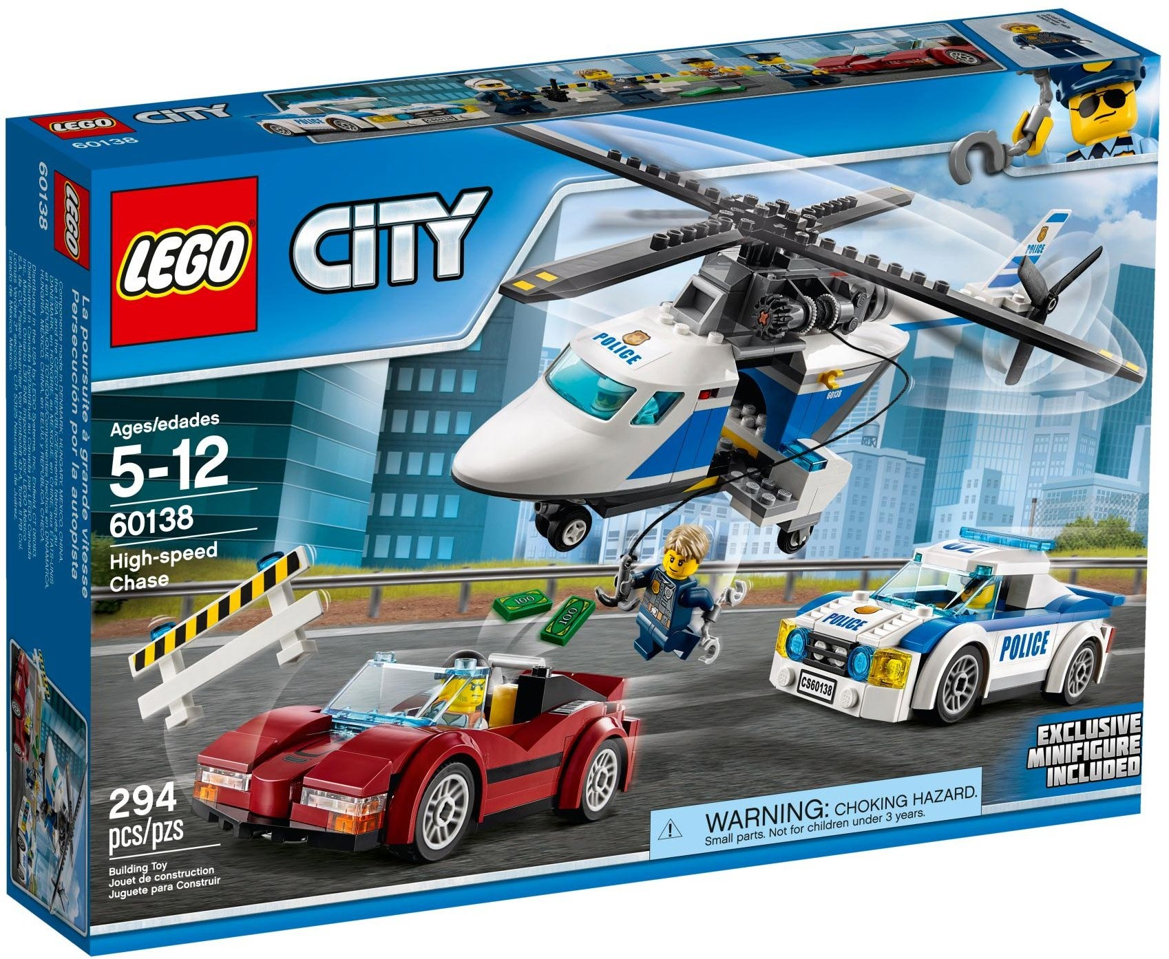 lego city 60138
