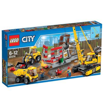 lego city chantier