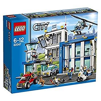 lego city commissariat