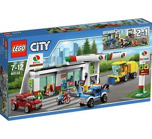 lego city station service