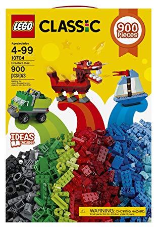 lego classic 900 pieces
