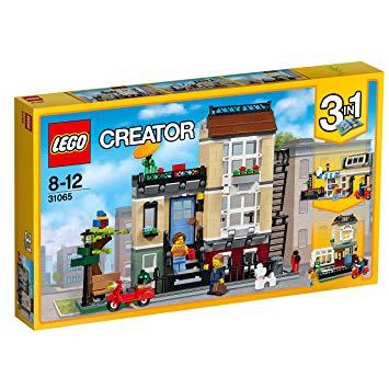 lego construction maison