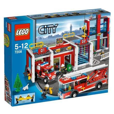 lego de pompier