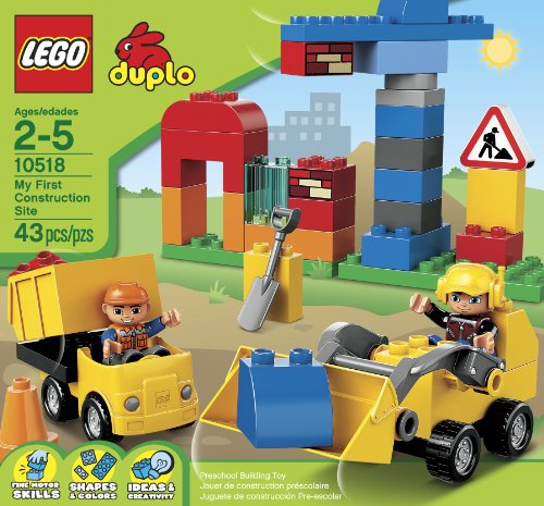 lego duplo construction