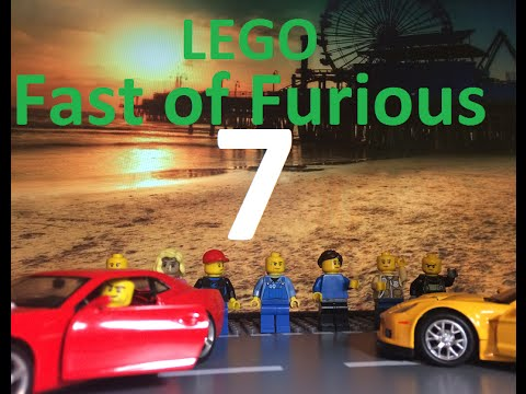 lego fast and furious 7