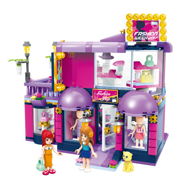 lego friends boutique