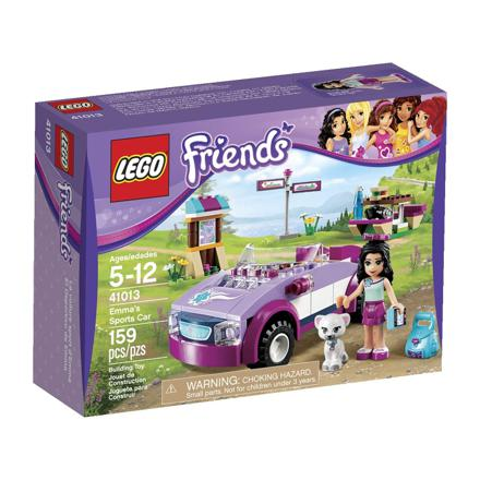 lego friends car