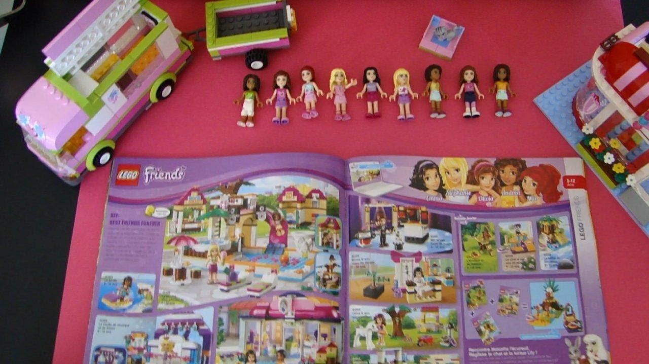 lego friends catalogue