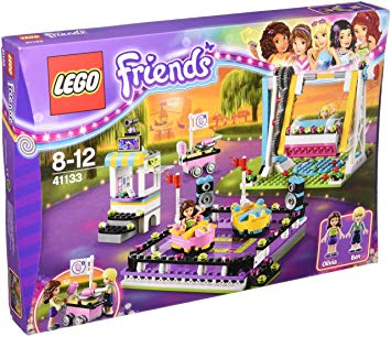 lego friends fete foraine