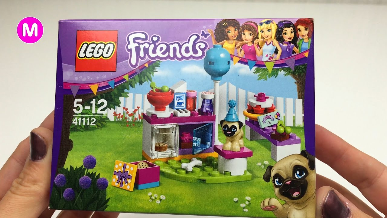 lego friends fille
