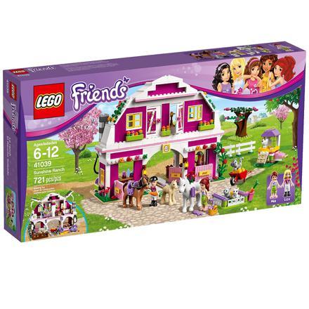 lego friends ranch
