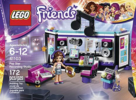 lego friends studio