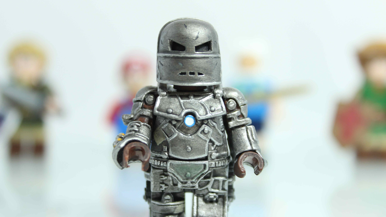 lego iron man 1